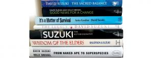 Featured Author: David Suzuki